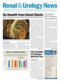 December 2008 7 12 Issue of Renal And Urology News