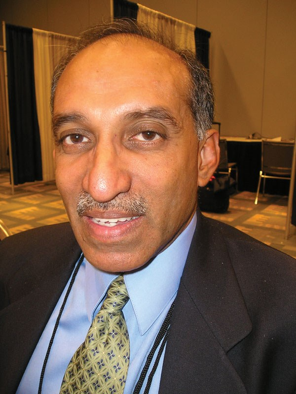 George Alangaden, MD