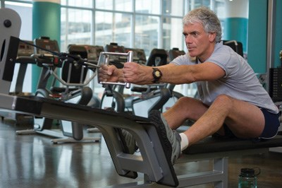 Prehypertensive men might live longer if they build exercise capacity.