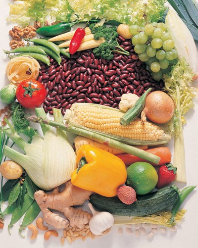 Daily Fruits and Vegetables Linked to Reduced Hip Fracture
