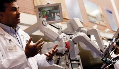 Vasectomy Reversal With Robotic Help