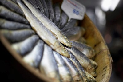 Fish are a good source of omega-3 fatty acids.
