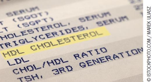 Researchers found an unexpected accumulation of esterified cholesterol in human PCa tissue.