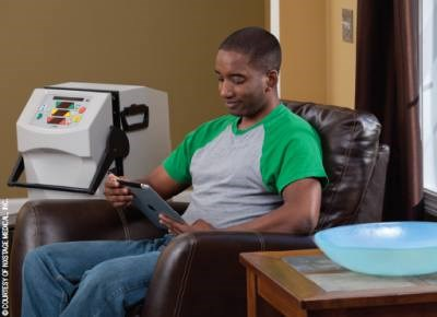 Alternate Night Home Hemodialysis Improves Anemia