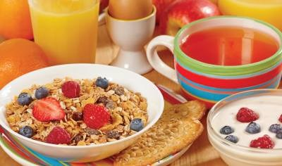 Eating Breakfast Helps Glucose Regulation
