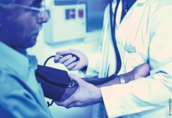Hypertension May Hike PCa Recurrence Risk