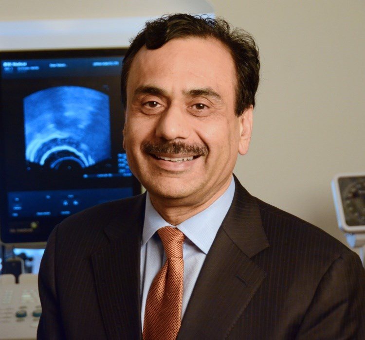 New Prostate Center to Focus on Improving Everything from Diagnosis to Treatment: An Interview with Ashutosh K. Tewari, MB, BS