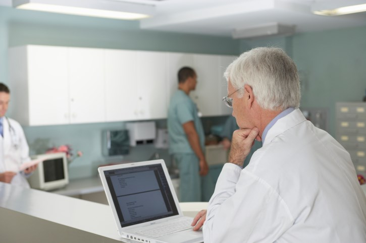 As a physician, how important is social media to you?