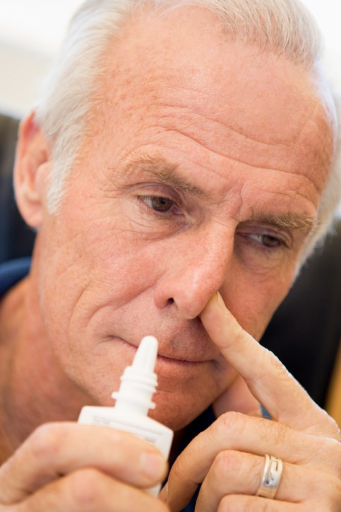 Nasal Insulin Helps Brain Function in Type 2 Diabetes