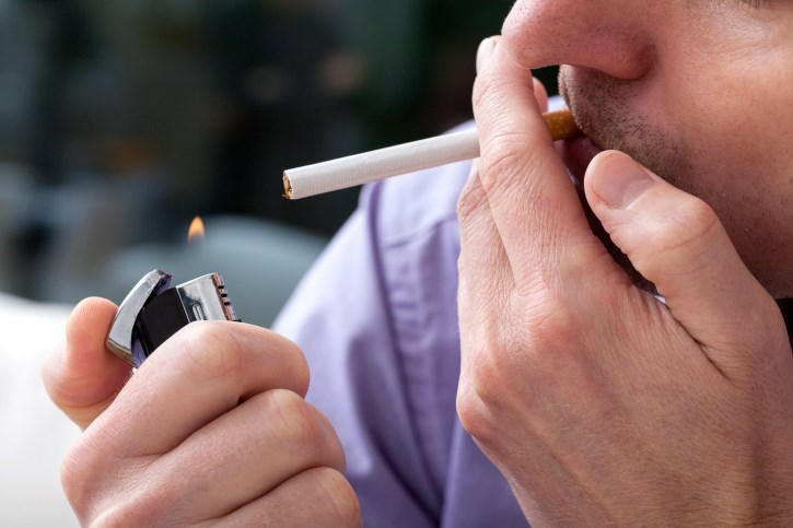 Smoking Found to Cut Gout Risk