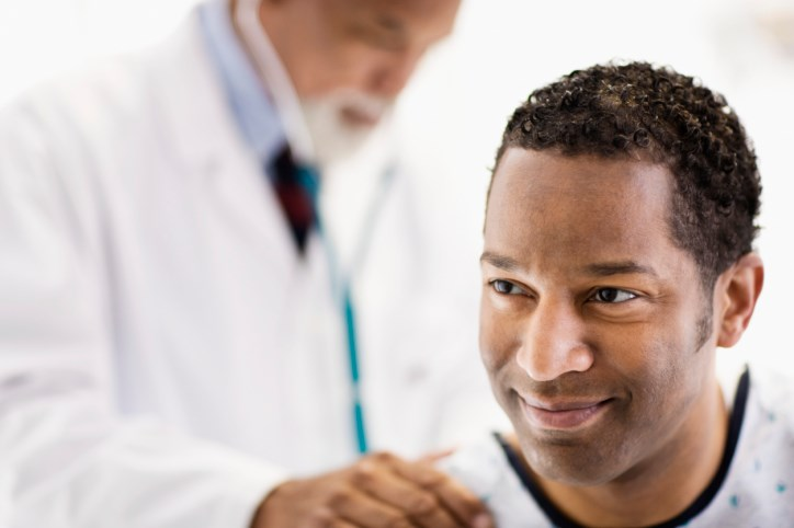 Watchful Waiting Not Suitable for Black Men with Prostate Cancer