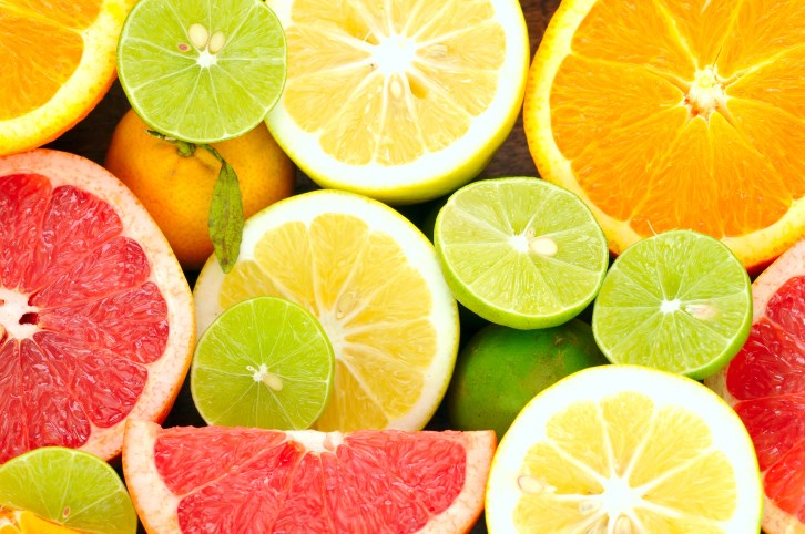 Citrus Fruit May Lower Bladder Cancer Risk