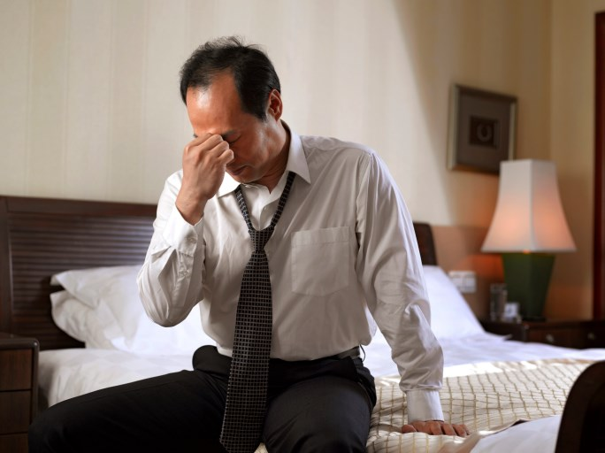 Depressed Men With Prostate Cancer Fare Worse