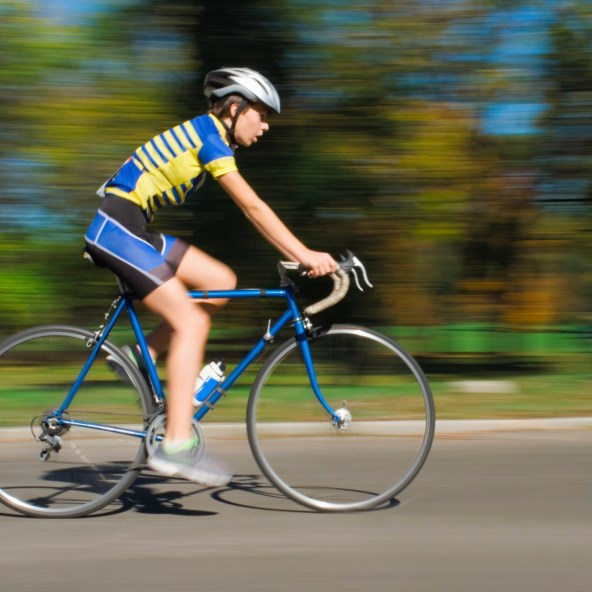 Biking Tied to Prostate Cancer, Not Reproductive Health