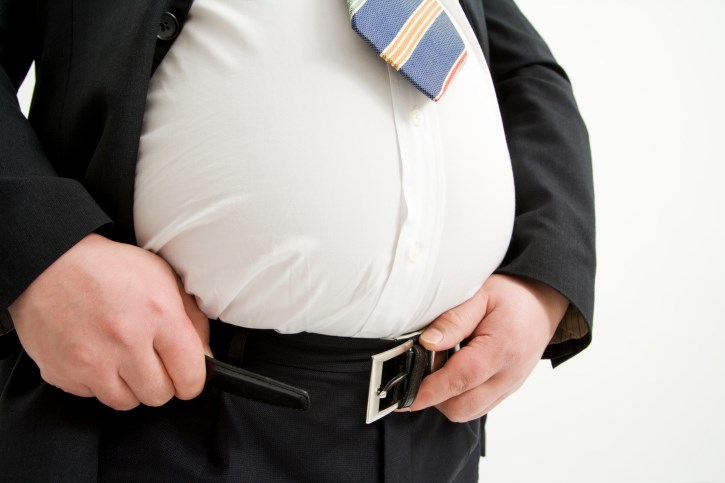 Abdominal Fat Strongly Tied to Hypertension