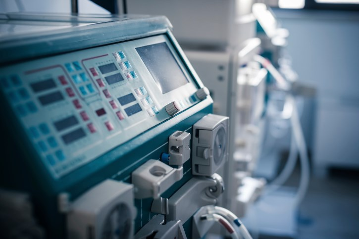 Early Death in Dialysis Patients Linked to High Calcium, Phosphorus