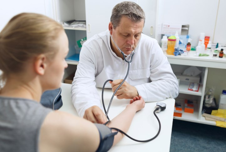 Late Life CKD Possibly Linked to Higher Midlife Blood Pressure