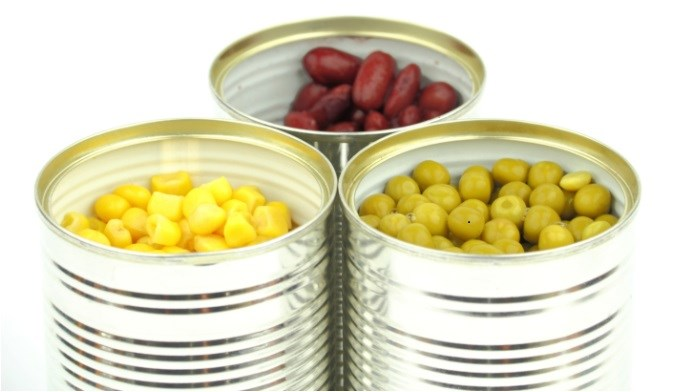 Bisphenol A in Canned Goods Linked to Higher Blood Pressure