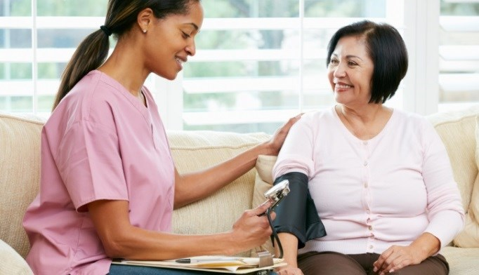 Regular monitoring of blood pressure may help clinicians determine which CKD patients are at increased risk of CV events.