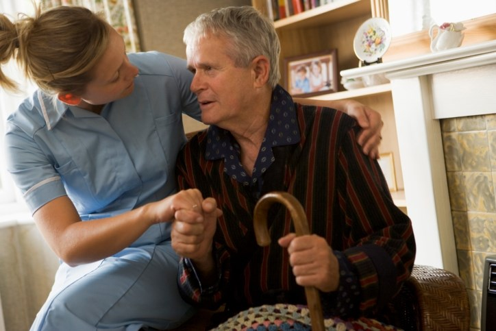 Homebound elderly might benefit from supplementation, research suggests.