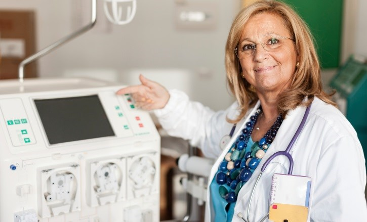VA System ESRD Patients Start Dialysis Later