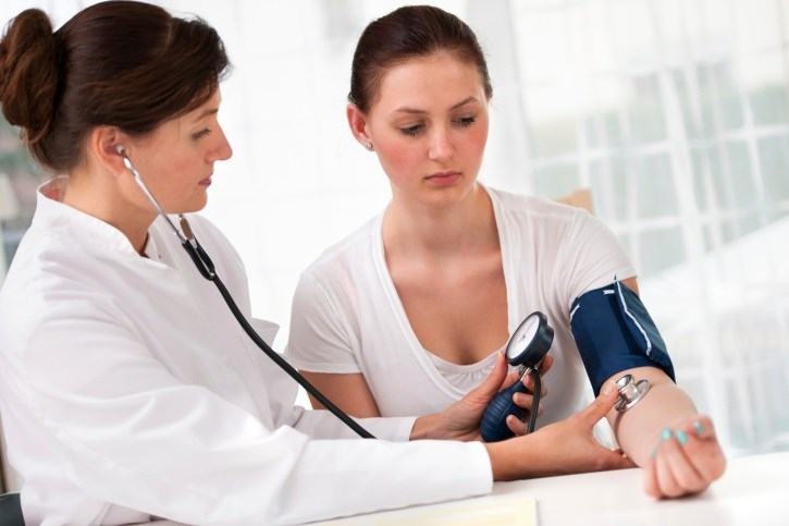 Isolated Systolic High Blood Pressure in Younger Adults Linked to Early Death