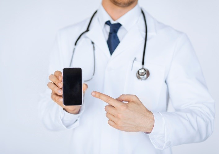 Hold Smartphones Away from Cardiac Devices