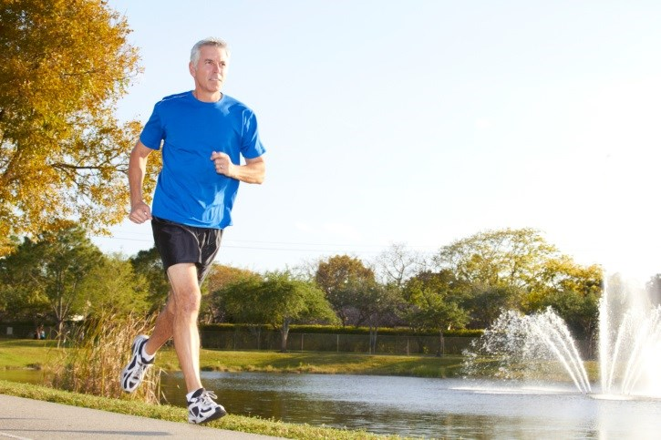 Recreational Marathon Training Good for Middle-Aged Men's Hearts