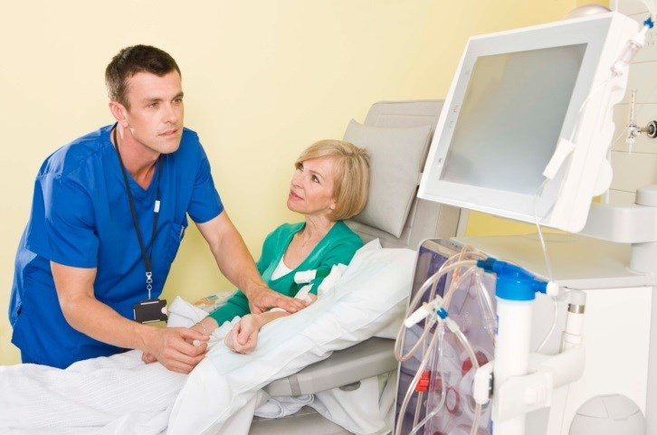 Limited Dialysis Clearance for Oxycodone, Noroxycodone
