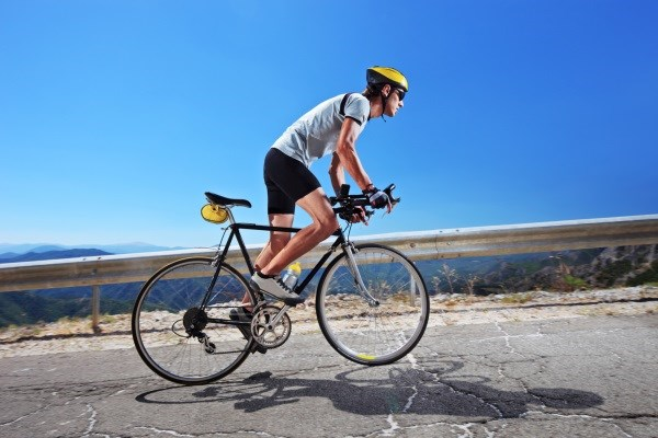 No Permanent Genitourinary Injuries from Bicycle Riding