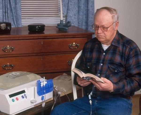Dementia Risk Lower in Peritoneal Dialysis Initiators