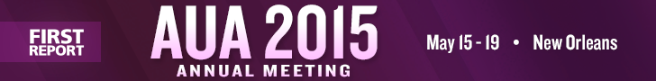 AUA 2015 Annual Meeting