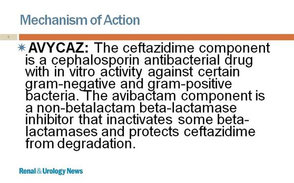 Ceftazidime/avibactam