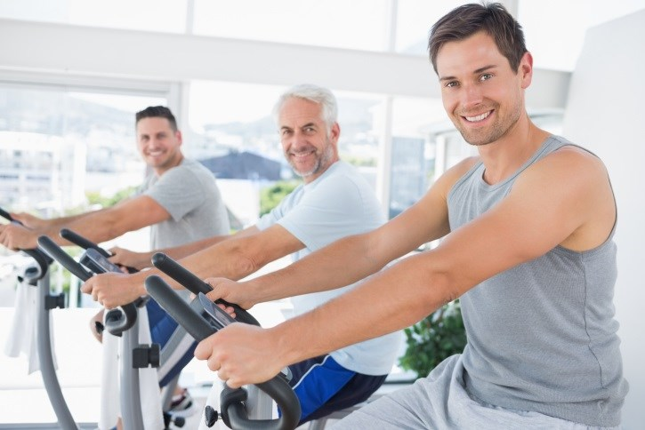 High vs. low fitness levels in midlife lowered CKD risk in later life by 34%.