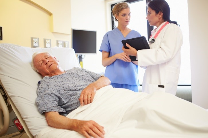 Prostate Cancer Diagnosis Ups Risk of Non-Cancer Hospitalizations