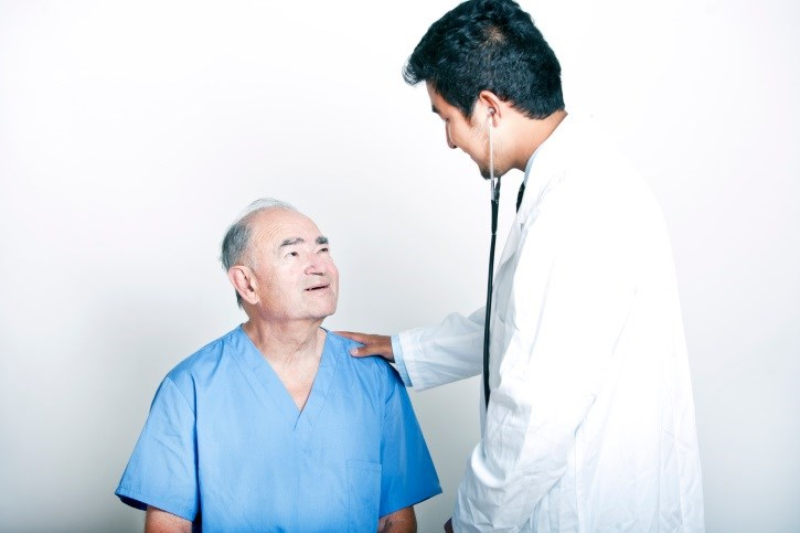Brief Intervention Eases Distress in Patients With Advanced Cancer