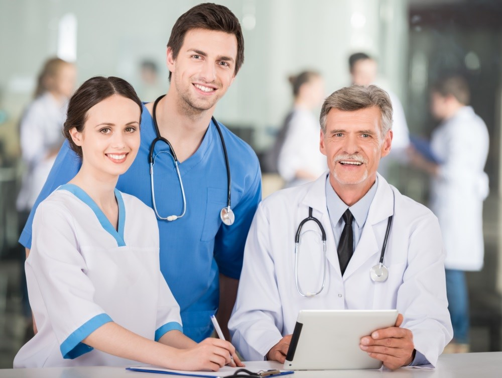 Providers typically need business associate agreements with health information organizations.
