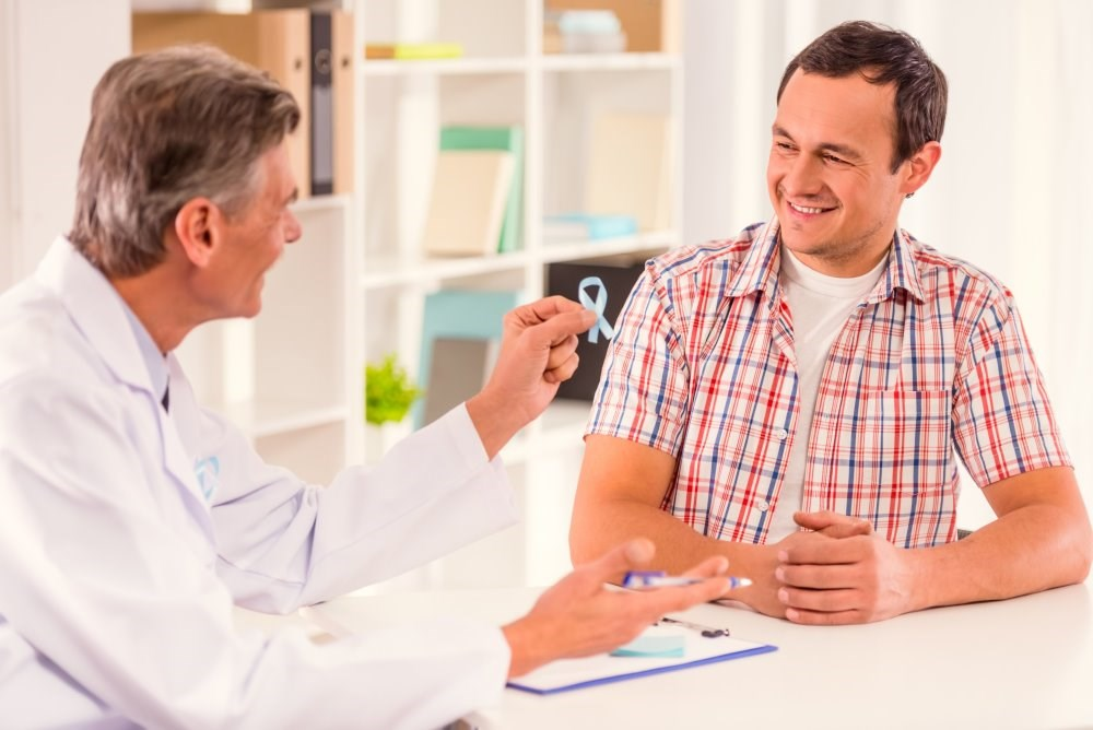 Findings based on 10-year follow-up of localized prostate cancer patients.
