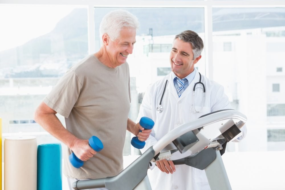 Cancer Patients Benefit From Exercise During, After Treatment