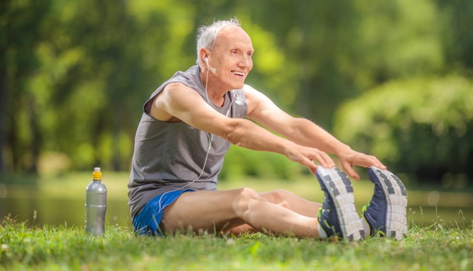 Seniors who engage in just 15 minutes of exercise per day were found to have a 22% lower risk of dying during the 10-year study period.