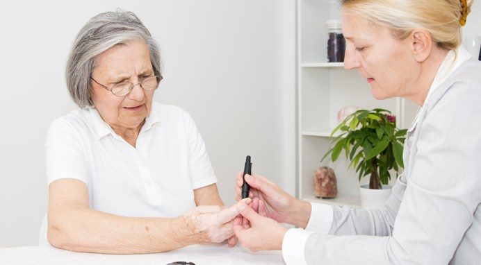 An increased risk of mortality was found in patients with impaired glucose tolerance.