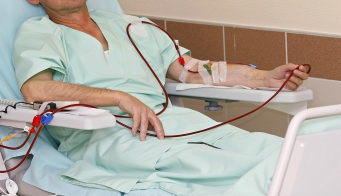 Intensive Hemodialysis Effective for Treating Hyperphosphatemia
