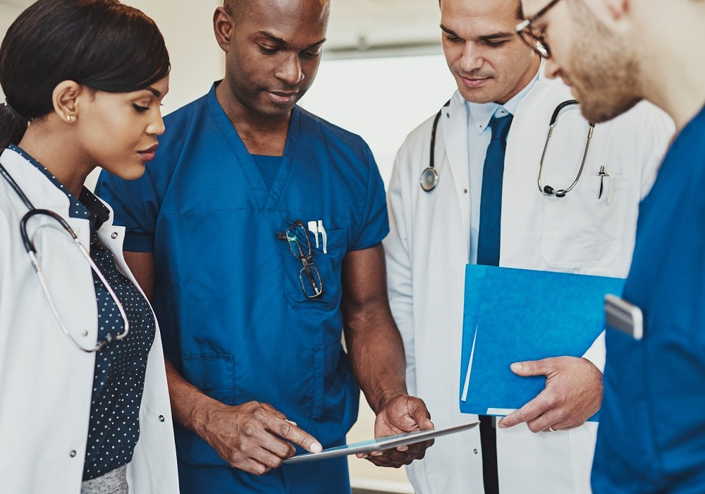 Patients Getting Good Care From International Doctors