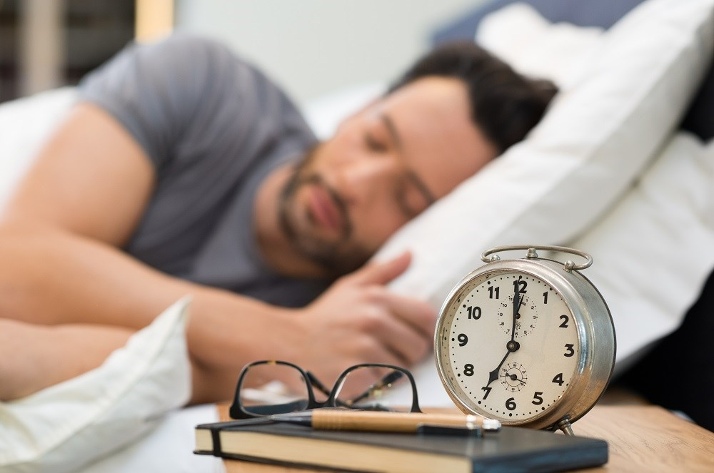 Among men under the age of 65, men who got 3 to 5 hours of sleep per night had a 55% greater risk of dying of prostate cancer than men who got 7 hours of sleep per night.