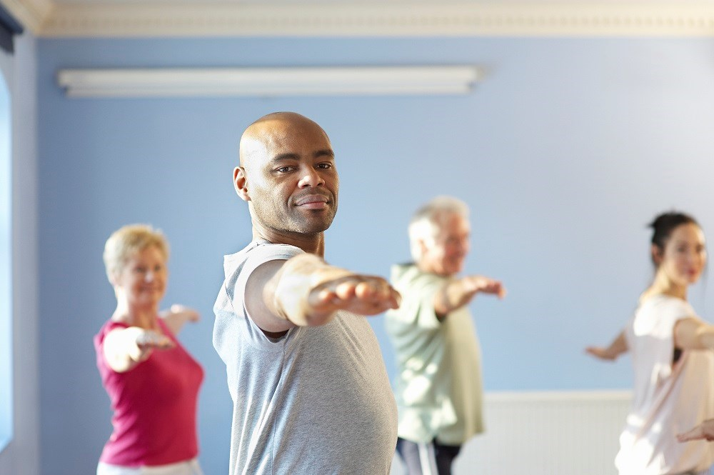 Greater Heart Disease Benefits From Yoga Aerobics Combo