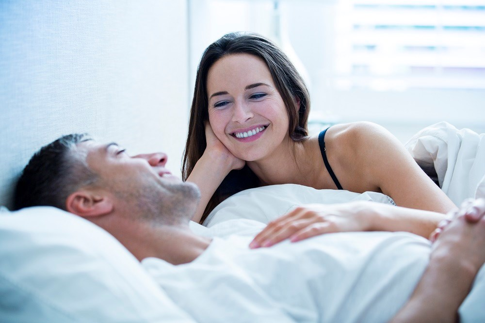 Men in the treatment group also reported greater improvement in distress relating to intercourse, control of ejaculation, and satisfaction with sexual intercourse.