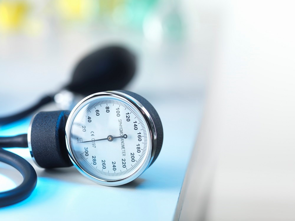 The researchers found that scores on the cognitive tests were linked with the patient's systolic blood pressure.