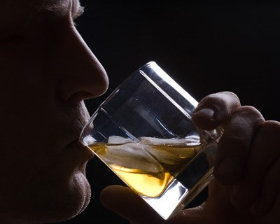 Prostate Cancer Linked to Lifetime Alcohol Use