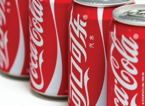 Coca-Cola sold one billion cases in China in the first six months of 2011.