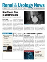 February 2012 Issue of Renal And Urology News